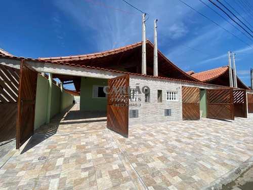 Casa, código 353152 em Mongaguá, bairro Jussara