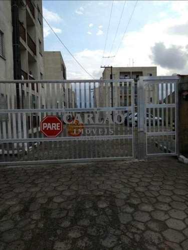 Apartamento, código 353158 em Mongaguá, bairro Vila Oceanopolis