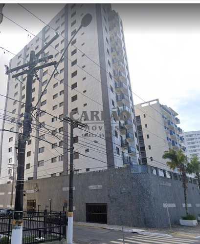 Apartamento, código 353175 em Praia Grande, bairro Flórida