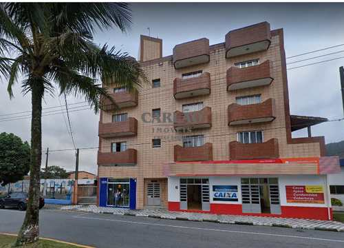 Kitnet, código 353209 em Mongaguá, bairro Vera Cruz