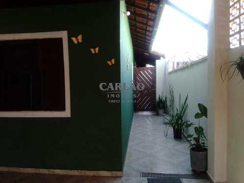 Casa, código 353217 em Itanhaém, bairro Verde Mar