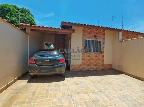 Casa, código 353222 em Itanhaém, bairro Jardim Suarão