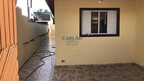 Casa, código 353225 em Itanhaém, bairro Jardim Santa Terezinha