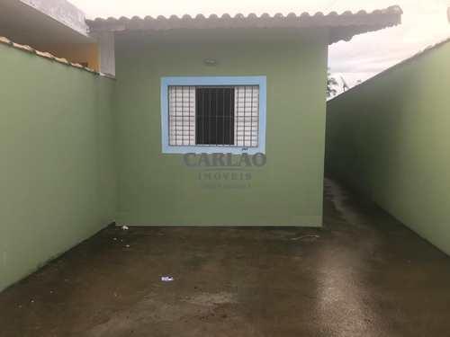 Casa, código 353233 em Mongaguá, bairro Jardim Colúmbia