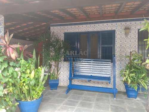 Casa, código 353234 em Mongaguá, bairro Vila São Paulo