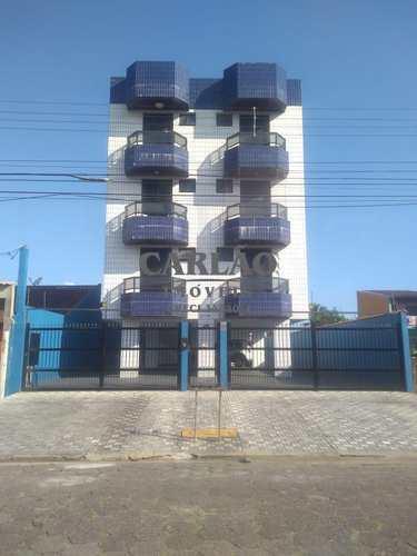 Apartamento, código 353274 em Mongaguá, bairro Agenor de Campos