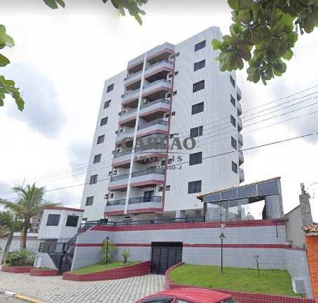 Apartamento, código 353282 em Mongaguá, bairro Agenor de Campos