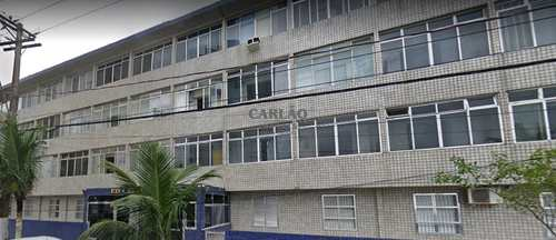 Kitnet, código 353284 em Praia Grande, bairro Vila Mirim