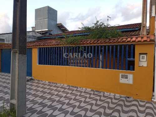 Casa, código 353299 em Mongaguá, bairro Agenor de Campos
