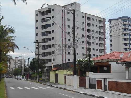 Apartamento, código 353303 em Mongaguá, bairro Vera Cruz