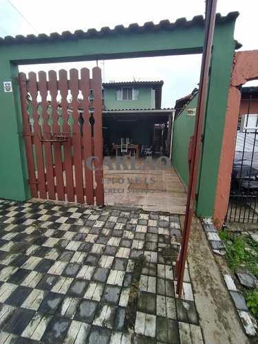 Sobrado, código 353306 em Mongaguá, bairro Balneário Jussara