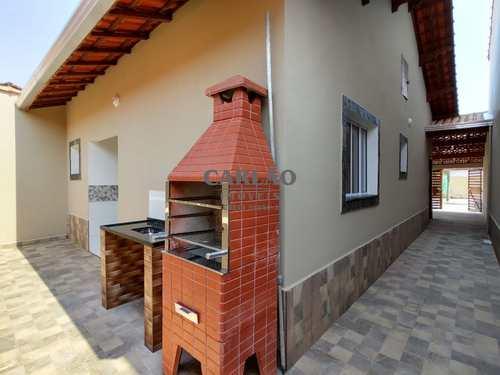 Casa, código 353320 em Itanhaém, bairro Balneario Santa Terezinha