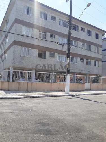 Apartamento, código 353330 em Praia Grande, bairro Real