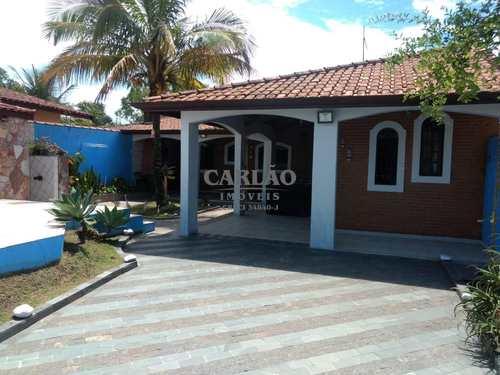 Casa, código 353336 em Itanhaém, bairro Bopiranga