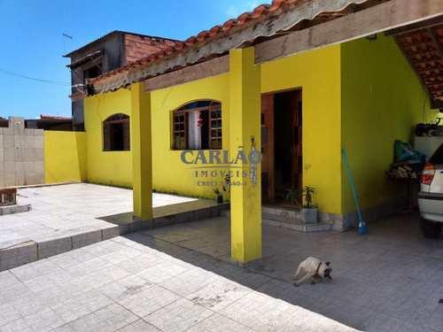 Casa, código 353339 em Itanhaém, bairro Jardim Guacira