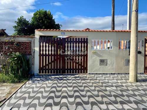 Casa, código 353341 em Mongaguá, bairro Balneário Flórida Mirim