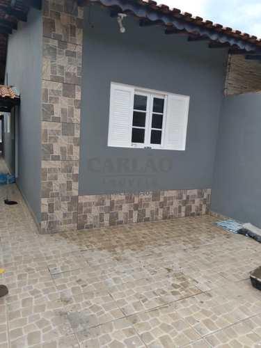 Casa, código 353343 em Mongaguá, bairro Balneário Flórida Mirim