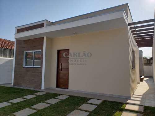 Casa, código 353360 em Itanhaém, bairro Balneário Tupy