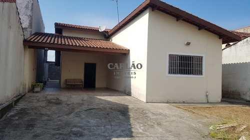 Casa, código 353361 em Itanhaém, bairro Balneário Itanhaém