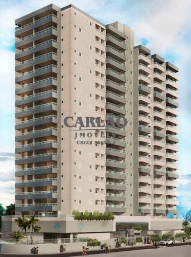 Apartamento, código 353370 em Praia Grande, bairro Caiçara