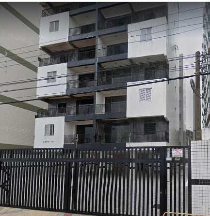 Apartamento, código 353382 em Mongaguá, bairro Jardim Caiahu