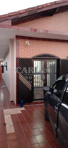 Casa, código 353389 em Mongaguá, bairro Itaóca