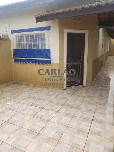 Casa, código 353400 em Itanhaém, bairro Tupy
