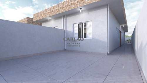 Casa, código 353402 em Mongaguá, bairro Itaguaí