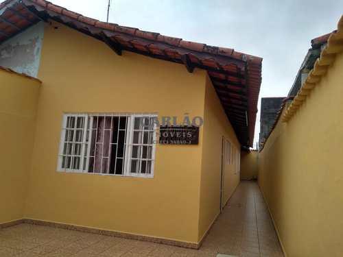 Casa, código 353404 em Mongaguá, bairro Itaóca