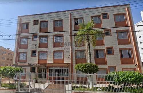 Apartamento, código 353409 em Praia Grande, bairro Caiçara