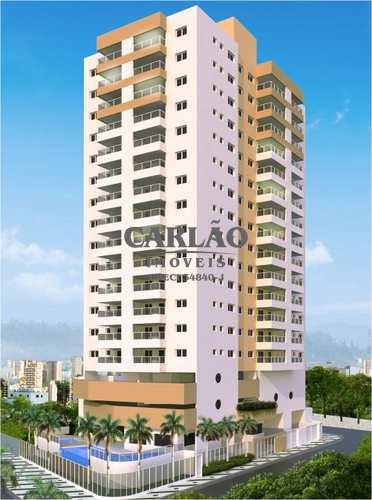 Apartamento, código 353416 em Mongaguá, bairro Vila Atlântica