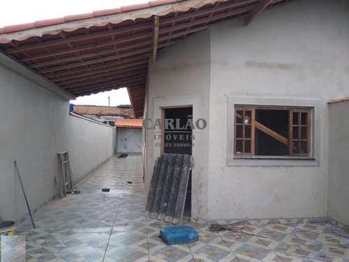 Casa, código 353466 em Itanhaém, bairro Jardim Magalhães