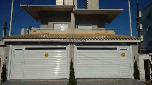 Sobrado, código 353467 em Praia Grande, bairro Mirim