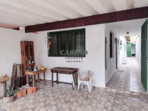 Casa, código 353469 em Mongaguá, bairro Balneário Itaóca