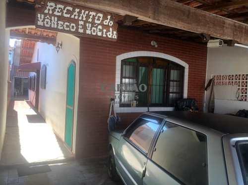 Casa, código 353481 em Mongaguá, bairro Balneário Flórida Mirim