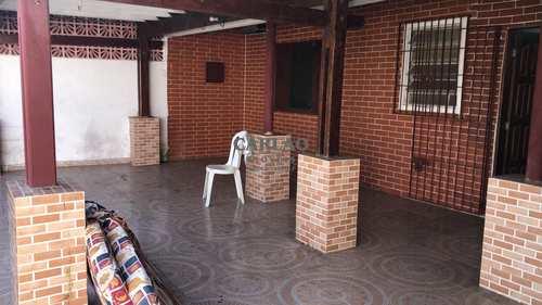 Casa, código 353483 em Mongaguá, bairro Balneário Barigui