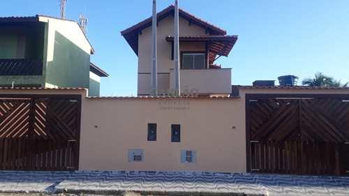 Casa, código 353486 em Itanhaém, bairro Jardim Suarão