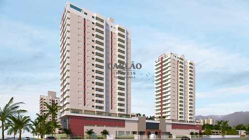 Apartamento, código 353490 em Mongaguá, bairro Centro