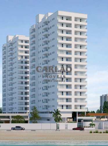 Apartamento, código 353496 em Mongaguá, bairro Jardim Praia Grande
