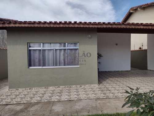 Casa, código 353506 em Itanhaém, bairro Cibratel II