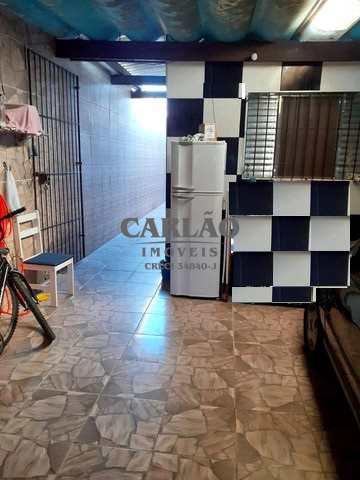 Casa, código 353525 em Mongaguá, bairro Itaguaí