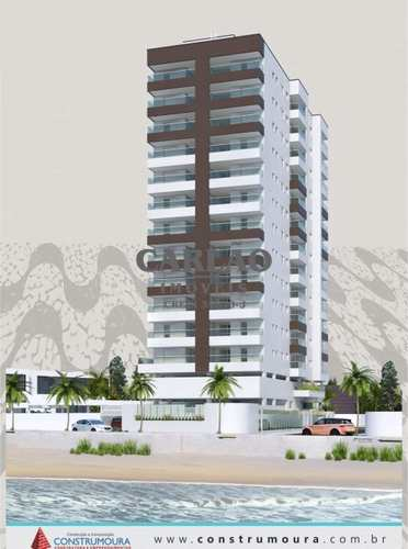 Apartamento, código 353544 em Mongaguá, bairro Vila Atlântica