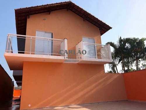 Sobrado de Condomínio, código 353590 em Mongaguá, bairro Vila Atlântica