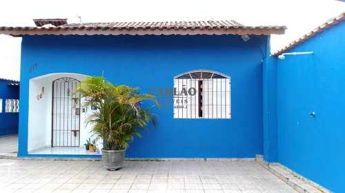 Casa, código 353600 em Mongaguá, bairro Balneário Santa Eugênia