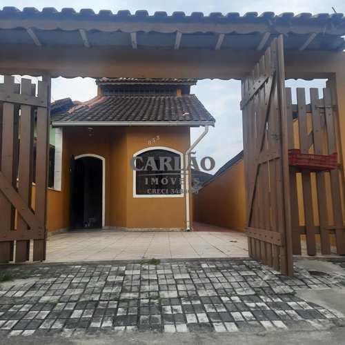 Casa, código 353611 em Mongaguá, bairro Balneário Jussara