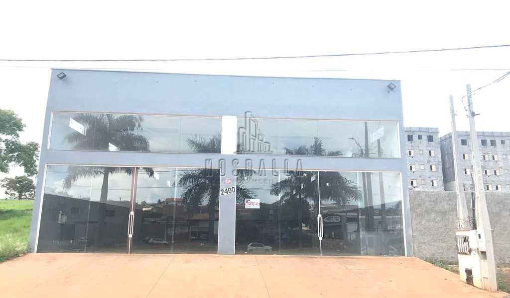 Armazém ou Barracão em Jaboticabal, bairro Sorocabano