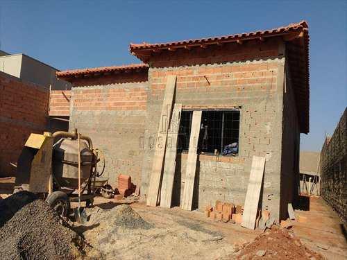 Casa, código 486500 em Jaboticabal, bairro Jardim Barcelona