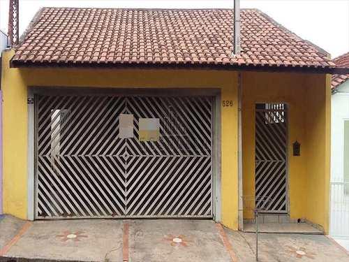 Casa, código 486000 em Jaboticabal, bairro Aparecida