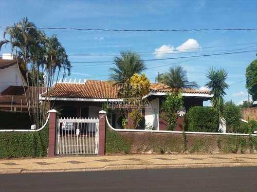 Casa, código 451400 em Jaboticabal, bairro Nova Jaboticabal