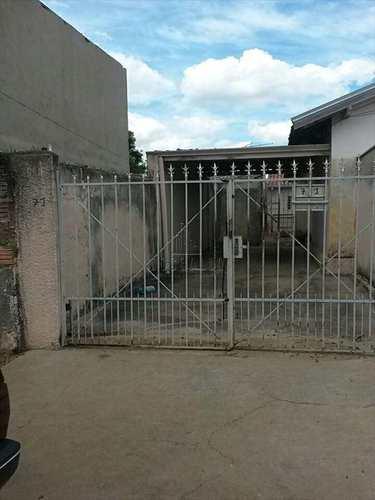 Casa, código 451300 em Jaboticabal, bairro Vila Santo Antônio